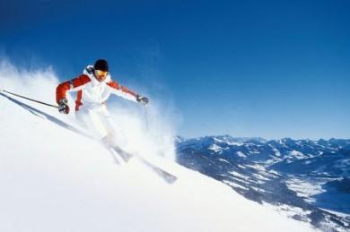 Skifahren 1