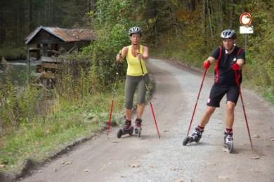 Skiking