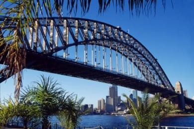 Australien - Brücke