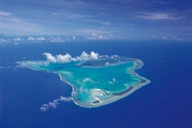 Cook Inseln im Südpazifik
