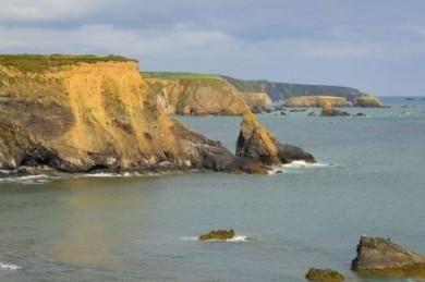 Irland - Copper Coast
