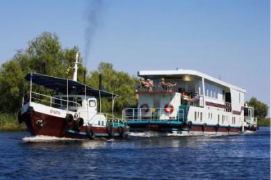 Das Biosphärenreservat im Osten Rumäniens lässt sich mit einer Rad-Schiff-Reise auf intensive und zugleich schonende Weise erkunden.