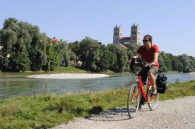 Radtouren durch Oberbayern