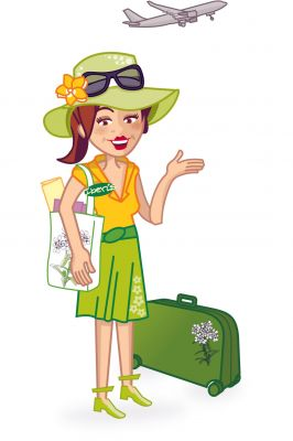 Mit der richtigen Urlaubsapotheke bleiben Magenprobleme zu Hause.