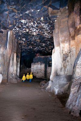 Die gewaltigen Dimensionen des Bergbaus kann man sich nur vor Ort vorstellen.