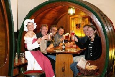 """Das """"Bierdiplom"""" sollte sich kein Besucher Einbecks entgehen lassen."""