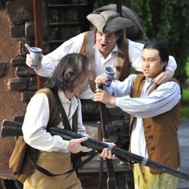 Schauspiel, Oper, Operette, Konzert und Kindertheater: Der Meininger Theatersommer 2011 zeigt wieder großes Programm.
