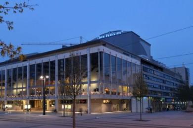 Die Oper Frankfurt wurde mehrfach als bestes Opernhaus Deutschlands ausgezeichnet.