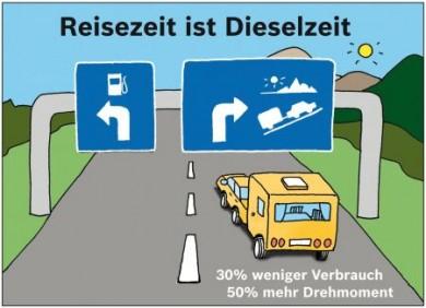 Dieselfahrzeuge
