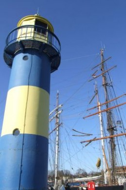 Hafen Eckernförde