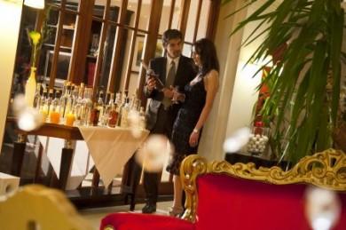 Endlich Zeit füreinander: Das Suite Hotel Villa Tirol hat sich ganz auf die Wünsche und Bedürfnisse von Paaren eingerichtet.