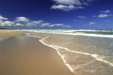 Strandparadies Dänemark