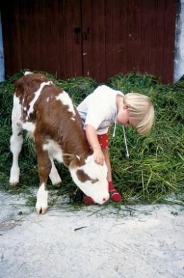 Urlaub auf dem Bauernhof ist für Kinder immer ein ganz besonders Erlebnis..