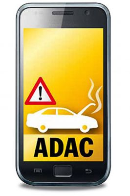 ADAC Hilfe bei Autopanne
