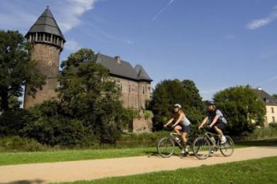 Radtour Niederrhein