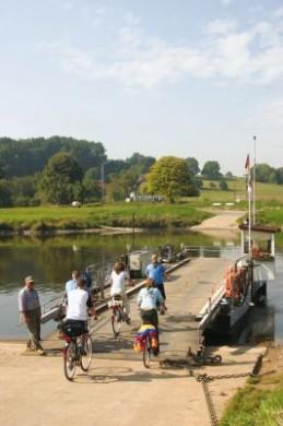 Radtour Weserbergland