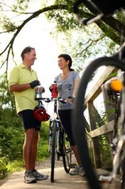 Radwandern am Bodensee
