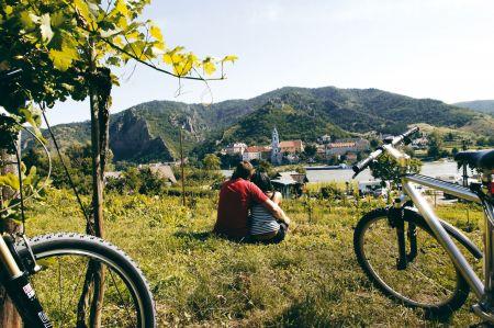 Radtour Donau