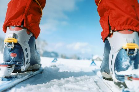 Skibindungen