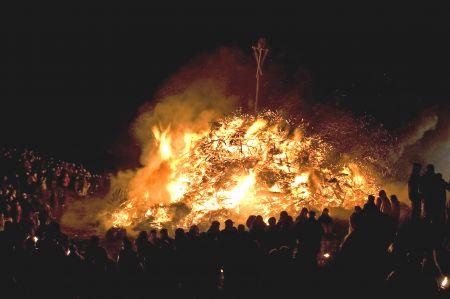 Sylt - Biike-Feuer