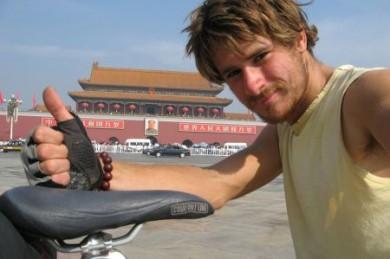 Radfahren Satteleinstellung