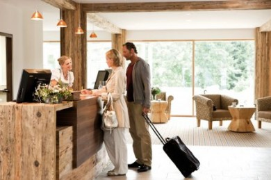 Vier-Sterne-Hotel Eibl-Brunner