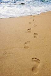 fussspuren-sand